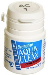 Yachticon Aqua Clean AC 1 -ohne Chlor- , 100 Tabletten