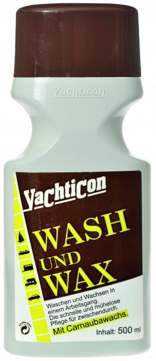 Yachticon Wash und Wax, 500 ml