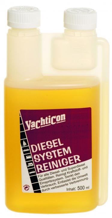 Yachticon Diesel System Reiniger, 500 ml