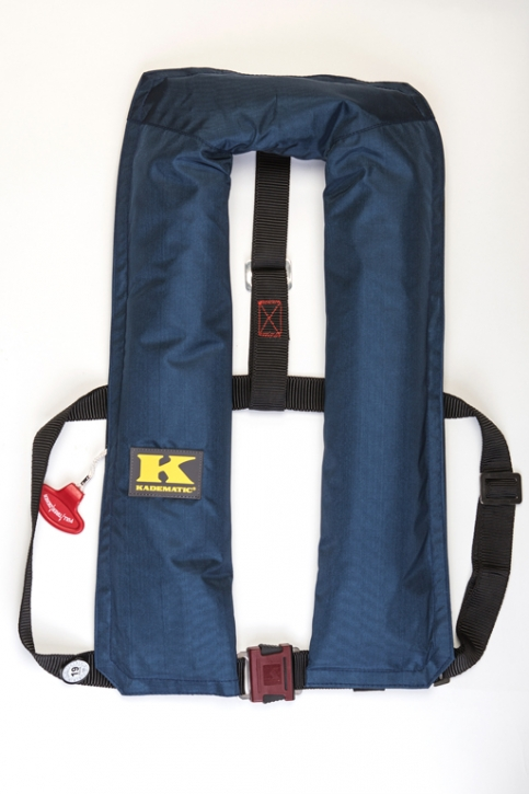 Kadematic 15 BG-SV blau, 150 N mit Schnellverschluss