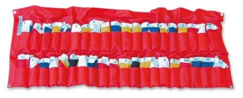 Internationaler Signal Flaggensatz mit 40 Flaggen -  Flaggengröße : ca. 30 x 42 cm