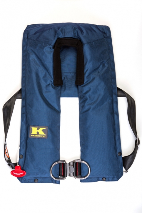 Kadematic 275 ALR blau, 275 N mit Harness ( Lifebelt )