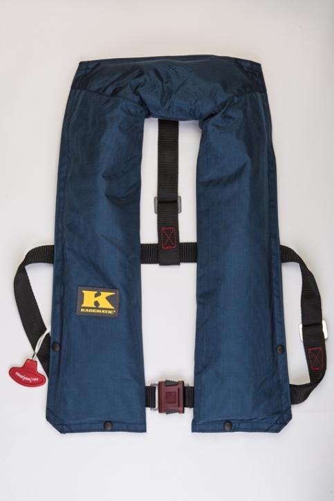 Kadematic 275 A , blau , 275 N mit Klickverschluss