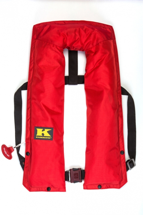 Kadematic 275 A , rot , 275 N mit Klickverschluss