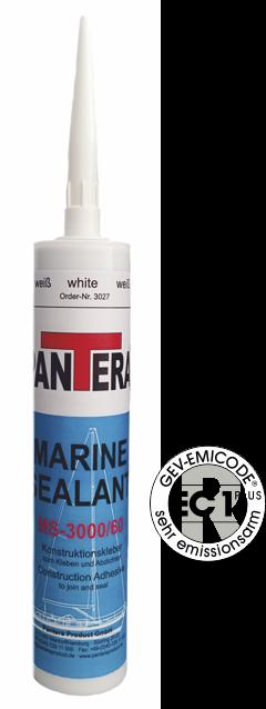 Pantera Marine Sealant MS 3000 / 60 V2 , weiß, 290 ml
