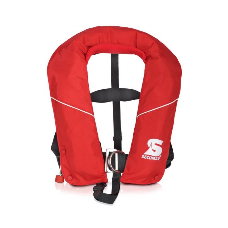 Secumar Arkona Midi 150 N, Harness, rot, Kinderrettungsweste