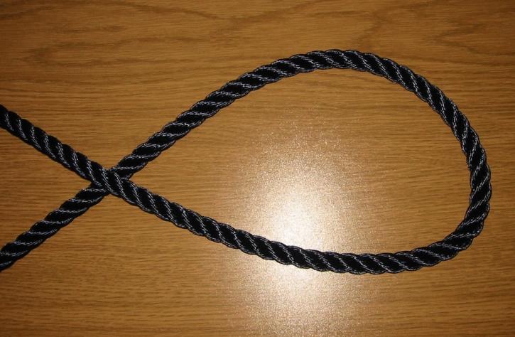 LIROS Lirolen-Tauwerk , schwimmfähig , 8 mm , marine