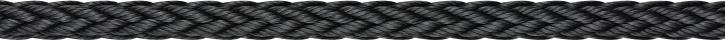 Liros Moorex 12 , 10 mm , schwarz , BRL 2400 daN , Festmacher