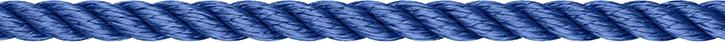 LIROS Lirolen-Tauwerk , schwimmfähig , 8 mm , blau