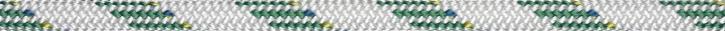 LIROS Dynamic plus , 8 mm , Weiss-Grün , BRL 2200 daN