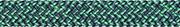 LIROS Racer Vision  02027  stahlblau - grün 8mm BRL 4200 daN