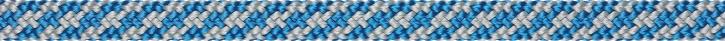 LIROS V-Force , 04000 , 8 mm , BRL 2700daN, silber / blau