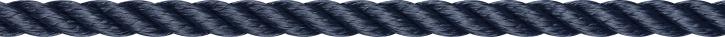 LIROS Polyamidtauwerk , 10 mm , marineblau , BRL 2400 daN
