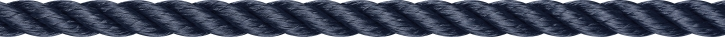 LIROS Polyamidtauwerk , 12 mm marineblau BRL 3300 daN