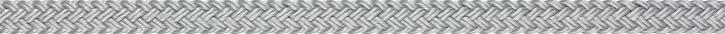 Liros Porto , 8 mm , silber , Bruchlast : 1650 daN