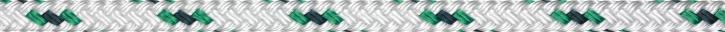 LIROS Allround , 12 mm , BRL 2600 daN , weiß / grün