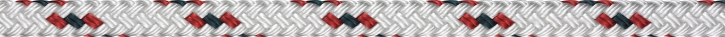 LIROS Allround , 10 mm ,BRL 2200 daN , weiß / rot