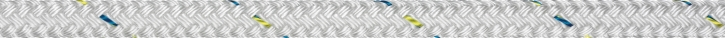 Liros Top Cruising Schot , 16 mm , weiß , BRL : 5000 daN