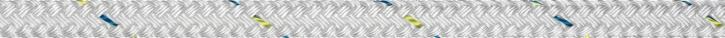 Liros Top Cruising Schot , 10 mm , weiß , BRL : 2700 daN