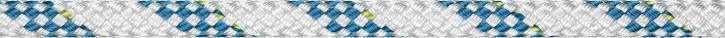Liros Herkules , 6 mm , weiß KF blau , Bruchlast : 800 daN