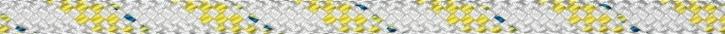 Liros Herkules , 8 mm , weiß KF gelb , Bruchlast :1600 daN