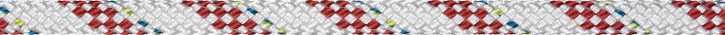 Liros Herkules , 18 mm , weiß KF rot , Bruchlast : 6300 daN