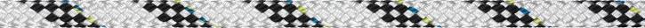 Liros Herkules , 8 mm , weiß KF schwarz , Bruchlast :1600 daN