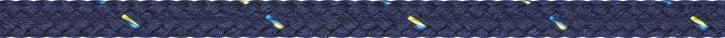 LIROS Seastar Color ,  10 mm  , marineblau , BRL : 1800 daN