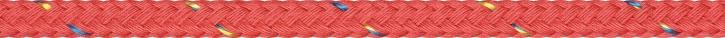 LIROS Seastar Color ,  10 mm  ,   rot , BRL : 1800 daN