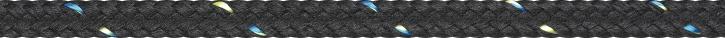 LIROS Seastar Color ,   8 mm , BRL : 1000 daN , schwarz