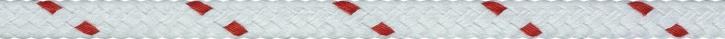 LIROS Standard , Allroundschot , 8 mm ,  BRL 1000 daN , weiß / rot