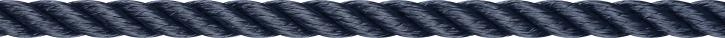 Liros Polyestertauwerk , 14 mm , Bruchlast : 3600daN , dunkelblau