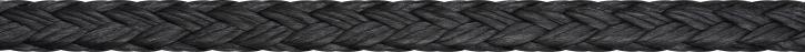 LIROS D-Pro , 4 mm  , tiefschwarz , BRL : 1250 daN