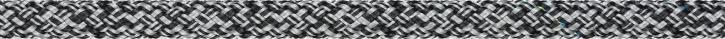 Liros Herkules Vision , 8 mm , BRL 1600 daN , grau / schwarz