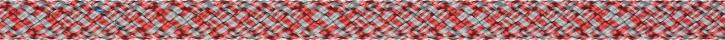 Liros Herkules Vision , 6 mm , BRL 800 daN , grau / rot