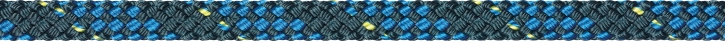 Liros Regatta 2000, 12 mm , BRL : 7200 daN , Stahlblau-Blau