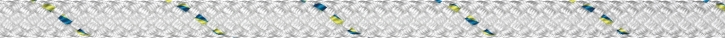 Liros Regatta 2000, 12 mm , BRL : 7200 daN , weiss