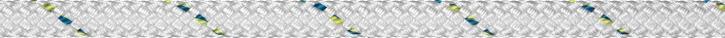 Liros Regatta 2000, 14 mm , BRL : 9500 daN , weiss