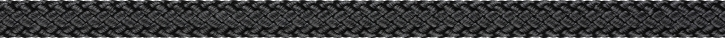 Liros Regatta 2000, 10 mm , BRL : 5000 daN , schwarz