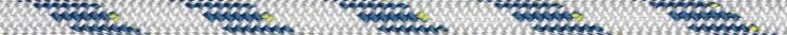 LIROS Dynamic plus , 8 mm ,  weiss - blau , BRL 2200 daN
