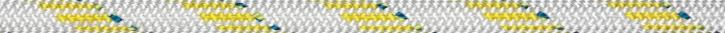 LIROS Dynamic plus , 8 mm , Weiss-Gelb , BRL 2200 daN
