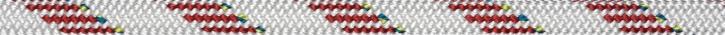 LIROS Dynamic plus , 12 mm , Weiss-Rot , BRL 4800daN