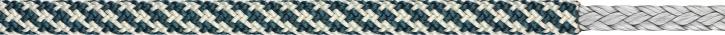 LIROS Racer XTR , 8 mm , BRL 4700 daN  , beige - stahlblau