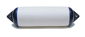 Polyform Langfender , Typ F02 , 660 x 191 mm , weiß