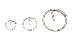 Ringsplinte , 1,0mm x 11mm , 10er Pack