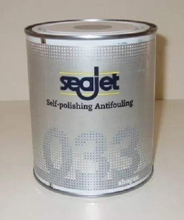 Seajet 033 Shogun Antifouling, 750 ml, mittelblau