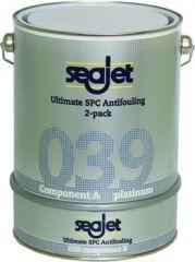 Seajet 039 Platinum , Antifouling, 2,0 ltr. , schwarz