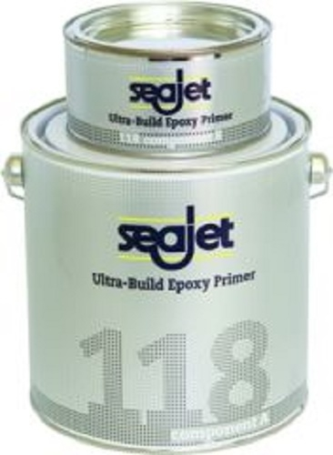 Seajet 118 / Epoxy Primer, 2500 ml, silber