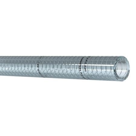 """Saug- und Druckschlauch , PVC , 13 mm - 1/2"""""""