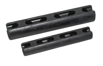Ruckdämpfer aus Gummi speziell für kleine Boote als SB-Pack à 2 Stück ,  f. 10 bis 12 mm Leine